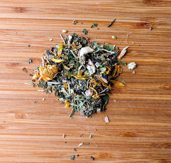 Cleansing Herbal Tea