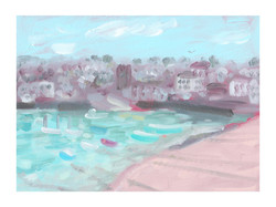 'Winter's Day St Ives'
