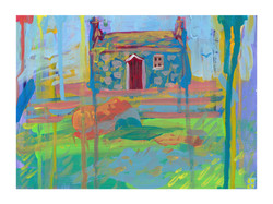 'Chapel In The Sun, St Ives'