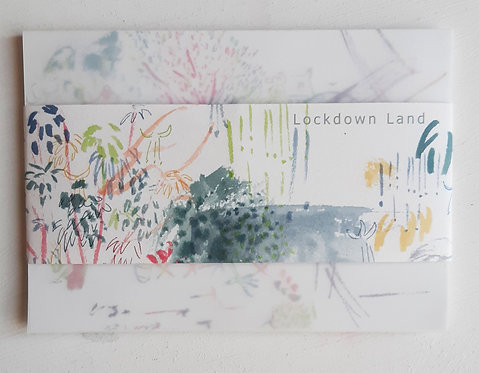 Lockdown Land Limited Edition Postcard Pack