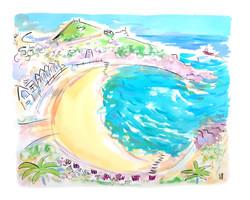 'Porthgwidden Beach'