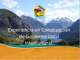 Gobierno Local Intercultural - Alcalde A