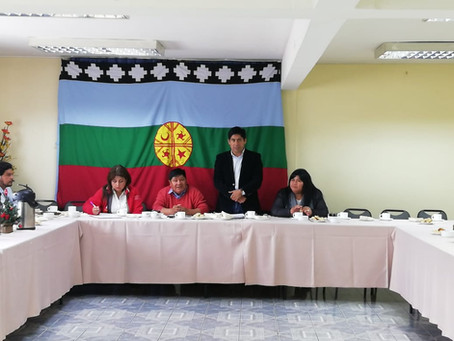 Comunicado de la Asociación de Municipalidades con Alcalde Mapuche (AMCAM)