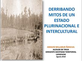 Estado Plurinacional e Intercultural - A