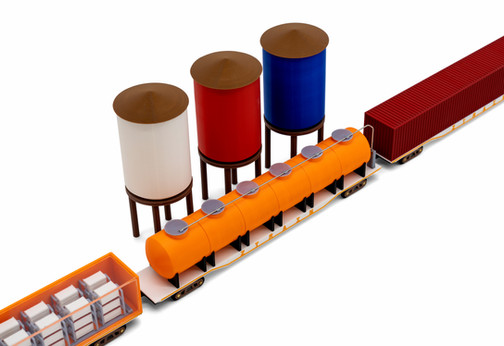 Zero-Emissions Train Design