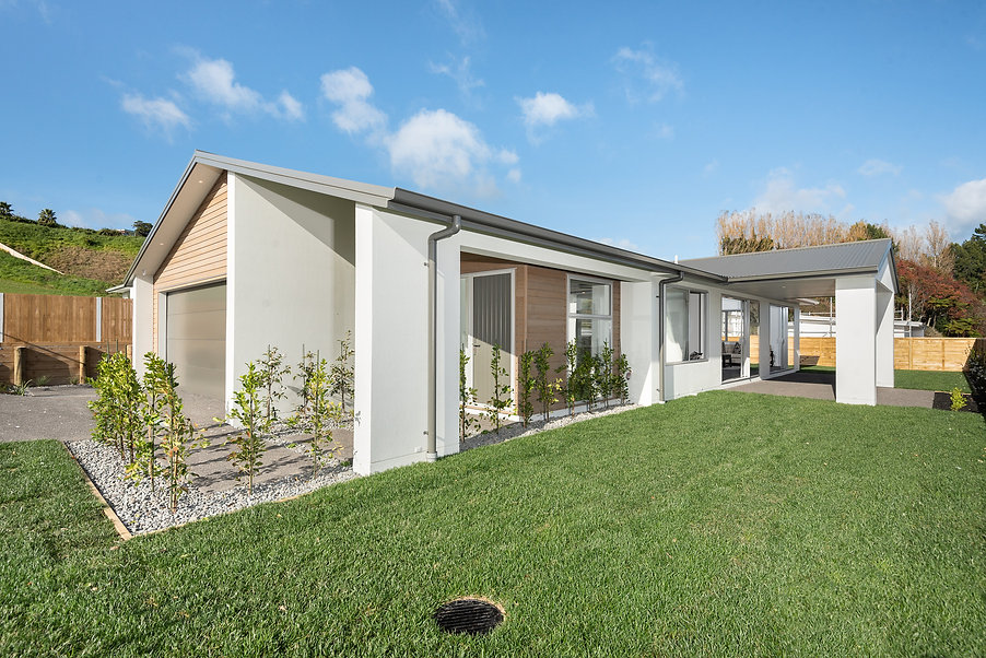 Thorne Group 3 bedroom home (with standard specifications)