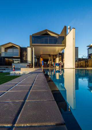 Mount homeMount home built by Thorne Group