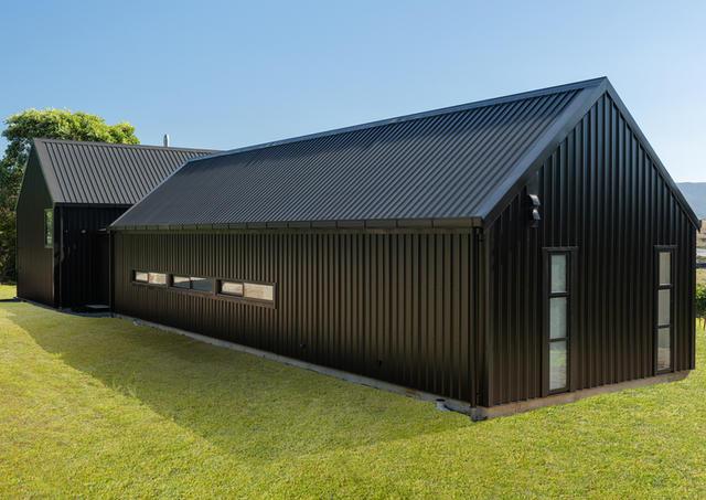 Modern Country Barn