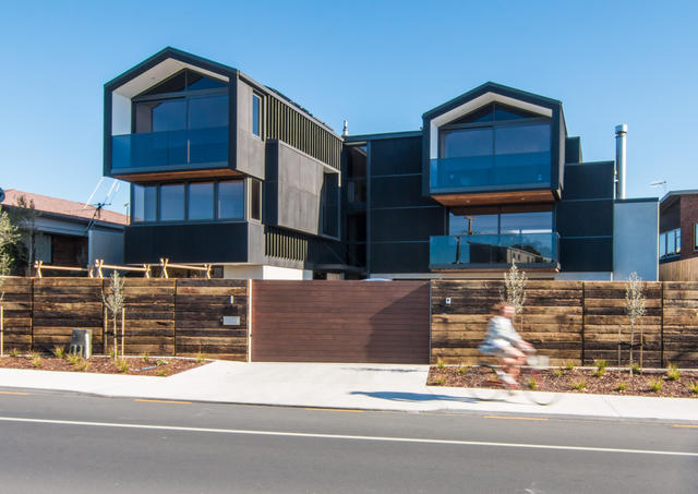 Mount home built by Thorne Group