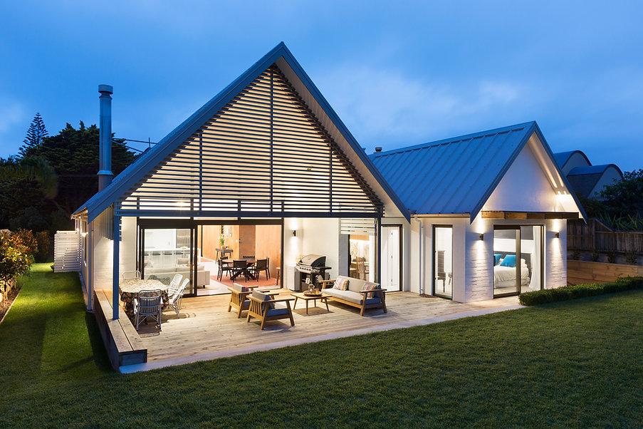 Mount home: Modern Twist