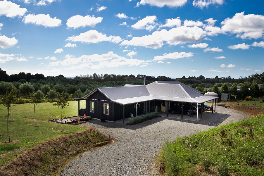 Potential Staged Build,  Design and Build, Tauranga