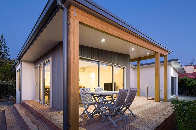 Small but smart home, Mount Maunganui