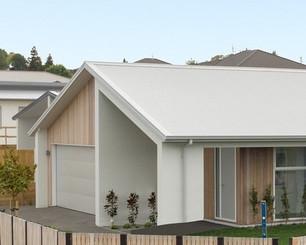 Coloursteel Roof: