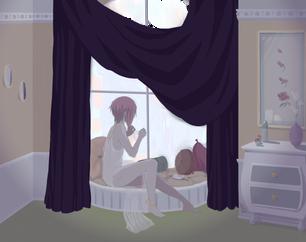 Linneus at the Window