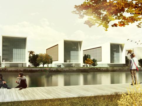 office buildings - seville