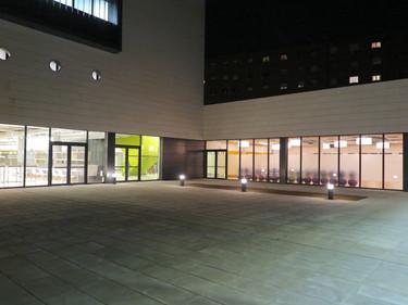public space alcantara - madrid