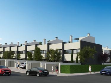 arromolinos housing - madrid