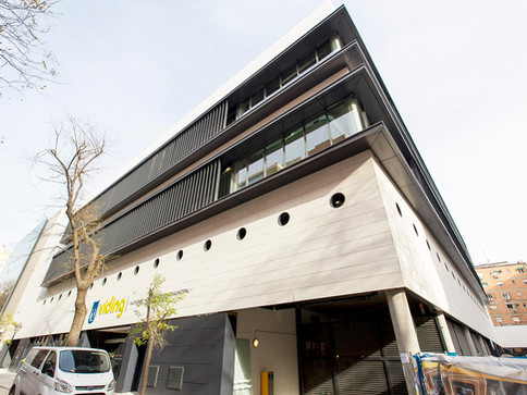 municipal sports centre alcantara - madrid