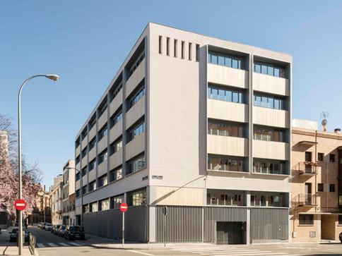 NEN office building - madrid