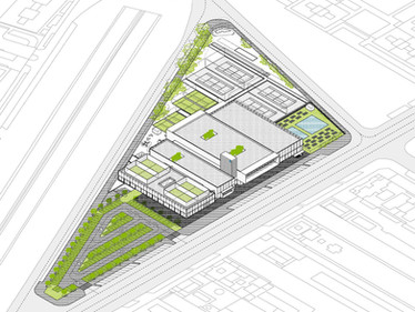ganapanes sports centre competition - madrid