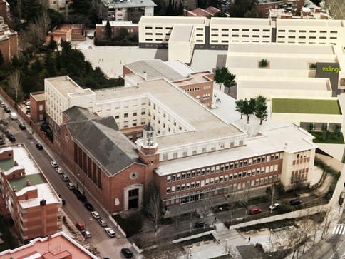 chamartin sports centre - madrid