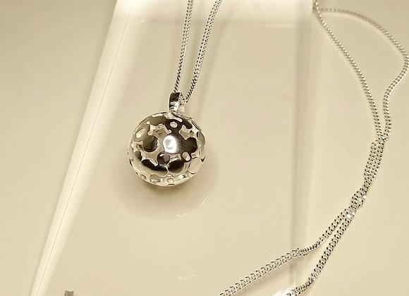 Lightning Ball pendant