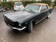 Mustang Convertible 1667