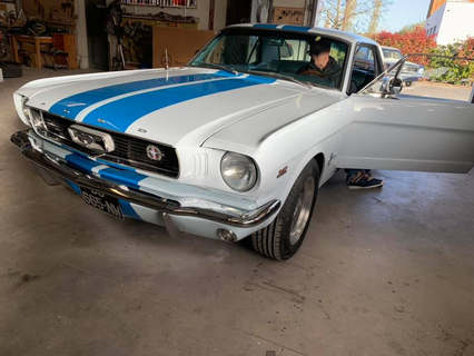 Mustang Coupé 67