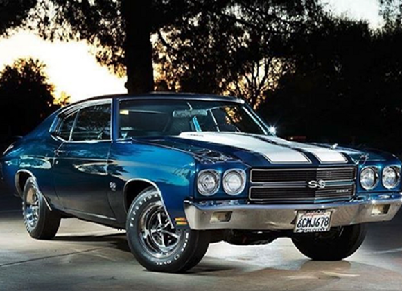 PROTOURING CHEVROLET CHEVELLE SS 1969