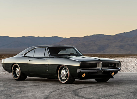 PROTOURING DODGE CHARGER 1969