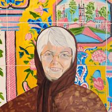 Ann in Iran