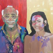 Nandita & Father