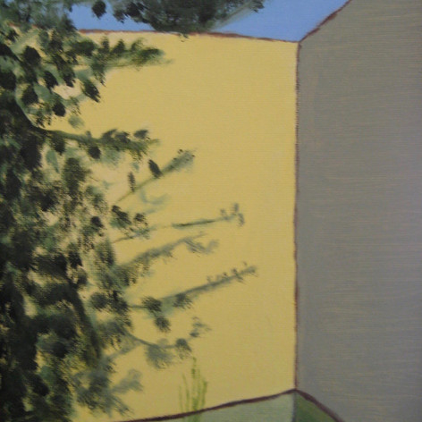 paulo filipe's courtyard