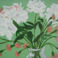 carnations & lilies