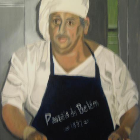 portuguese baker