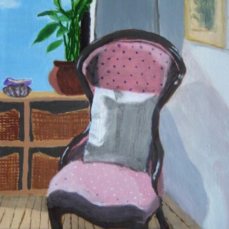 judy's chair