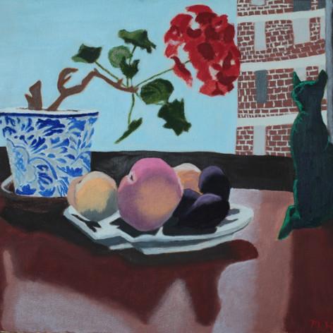 geranium & fruit