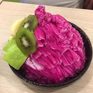 cactus snow ice _ Taiwanese Dessert.jpg