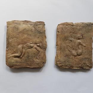 Reliefs (tweeluik)