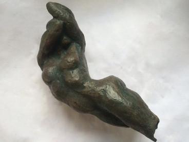 Sculpture by Victorine Loomans
