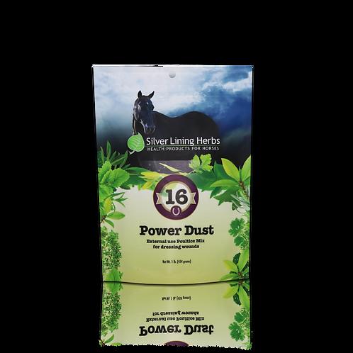 #16 Power Dust 1 lb. sz. (SilverLiningHerbs)