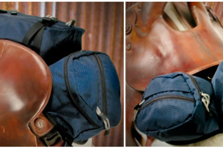 Deluxe Stowaway(back) Saddle Pack