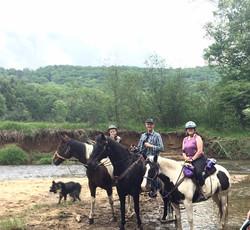 Tionesta Creek-Egbert Family