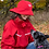 Thumbnail: Muddy Creek Rain Rider HAT Red
