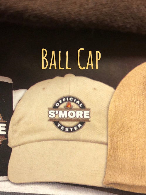 Official S'More Tester-Ball Cap
