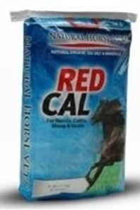 RedCal mineral/salt supplement 25 lb.
