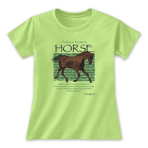 Advise From A Horse  T-Shirt