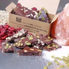Good Stuff Cacao Trial Mix Bars-1 oz. Box