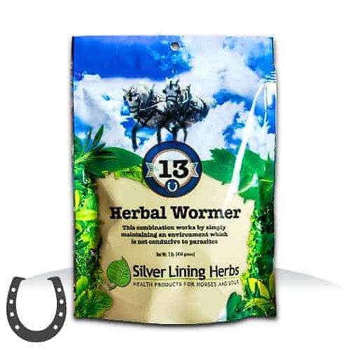 #13 Herbal Wormer - Horses 60 serv/1 lb. bag