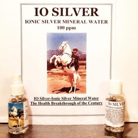 IO Silver Mini 2.70 oz. (100 PPM)